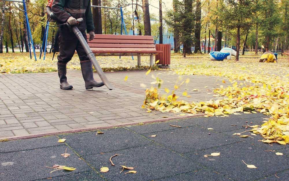 black decker leaf blower